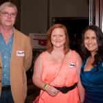 Scott Anderson, Sarah Cobb, Anne Marie Cowles