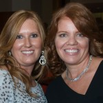 Melissa Thomson and Lori Turner-Wilson