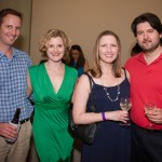 Chris Bevel, Katy Suda, Jennifer Crider & Brian Crider